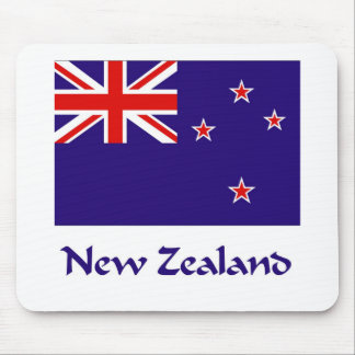New Zealand Flag Mouse Pad