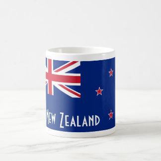 New Zealand flag mug