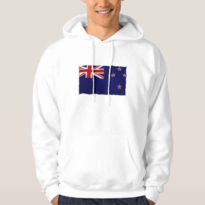 New Zealand Flag Patriotic Hoodie