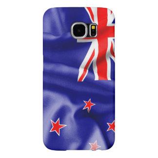 New Zealand Flag Samsung Galaxy S6 Case