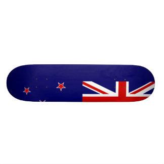 New Zealand Flag Skate Deck
