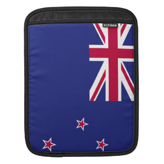New Zealand Flag Sleeve For iPads