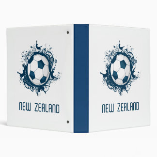New Zealand Football Binder