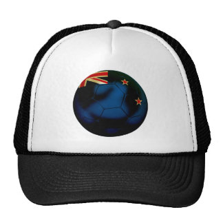 New Zealand Football Trucker Hat