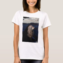 New Zealand fur seal Cape Palliser seal colony T-Shirt