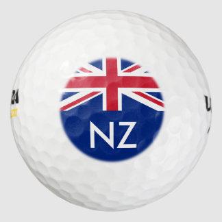 new zealand pack of golf balls