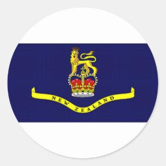New Zealand Governor General Flag Sticker