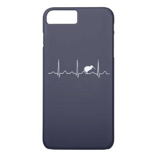 NEW ZEALAND HEARTBEAT iPhone 8 PLUS/7 PLUS CASE