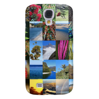 New Zealand iconic flora and lanscapes Galaxy S4 Case