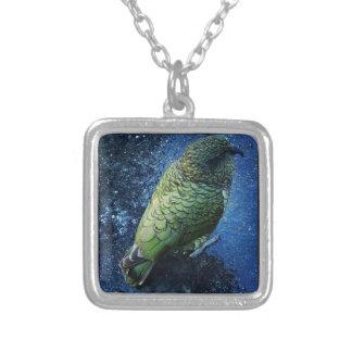 New Zealand Kea Bird Custom Jewelry