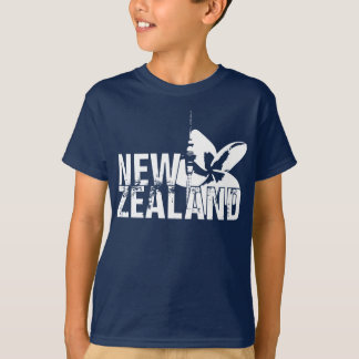 New Zealand Kids' T-Shirt
