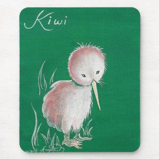 New Zealand Kiwi Bird Mouse Pads