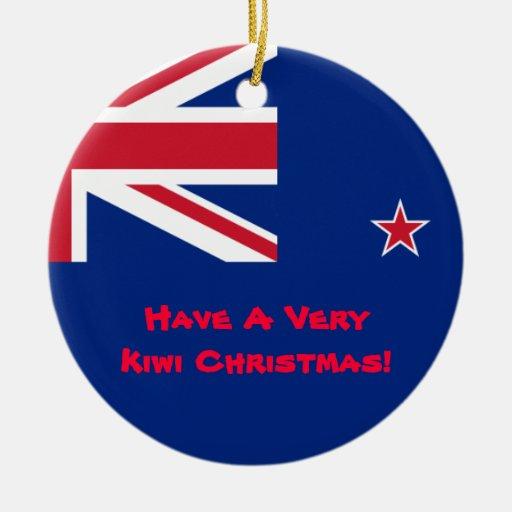 New Zealand Christmas Ornaments & New Zealand Christmas