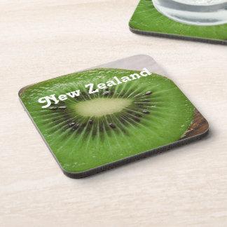 New Zealand Kiwi Coaster