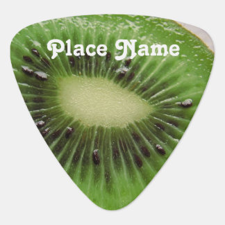 New Zealand Kiwi Guitar Pick