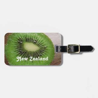 New Zealand Kiwi Travel Bag Tag