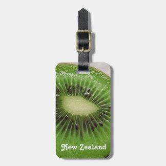 New Zealand Kiwi Tags For Luggage