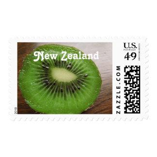 New Zealand Kiwi Stamp