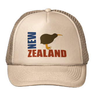 New Zealand Kiwi Stars Hat
