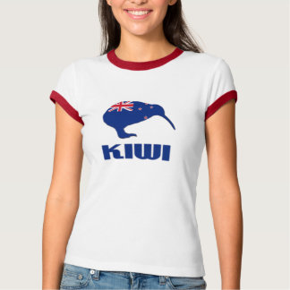 New Zealand Kiwi T Shirt