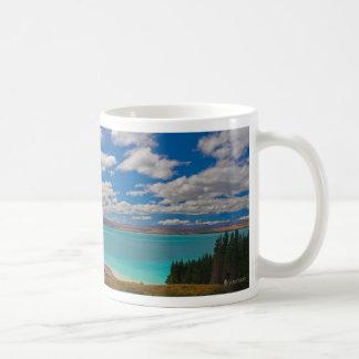 New Zealand: Lake Pukaki Coffee Mug