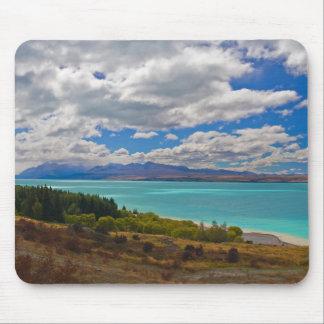 New Zealand: Lake Pukaki Mouse Pad