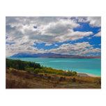 New Zealand: Lake Pukaki Postcards