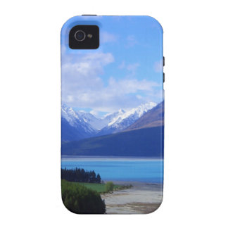 New Zealand Landscape Vibe iPhone 4 Covers