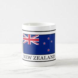 New Zealand Magic Mug