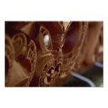 New Zealand Maori Carving Photo