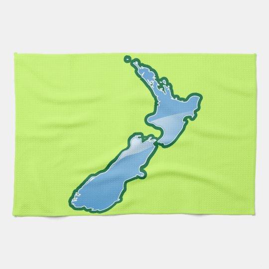 New Zealand MAP Kitchen Towel