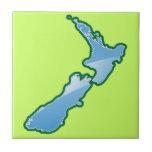 New Zealand MAP Tiles