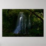 New Zealand: Matai Falls Poster