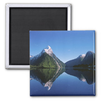 New Zealand, Mitre Peak, Milford Sound, Magnet