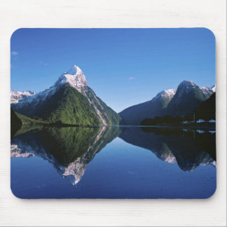 New Zealand, Mitre Peak, Milford Sound, Mouse Pad