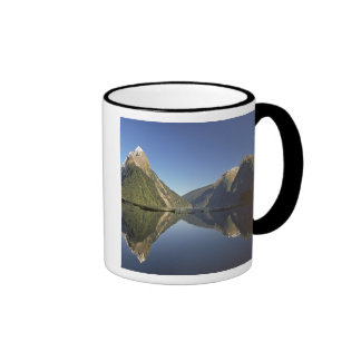 New Zealand, Mitre Peak & Milford Sound, Coffee Mugs