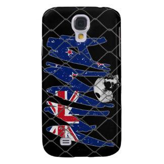 New Zealand MMA Skull Black iPhone 3G/3GS Case