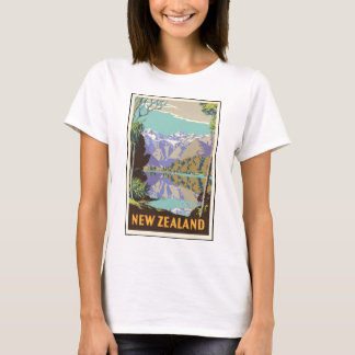 New Zealand Mountian T-Shirt