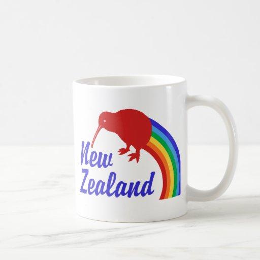 New Zealand Mugs