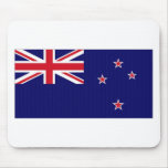 New Zealand National Flag Mouse Pad