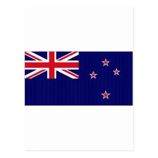 New Zealand National Flag Postcard