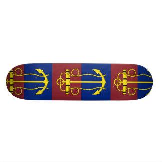 New Zealand Navy Board, Netherlands flag Skate Decks