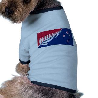 New Zealand, New Zealand Doggie Shirt