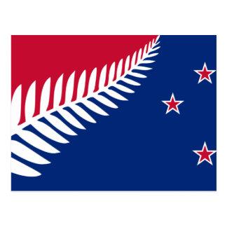 New Zealand, New Zealand Postcard