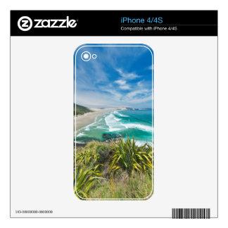 New Zealand, North Island, Cape Reinga 2 iPhone 4 Decal