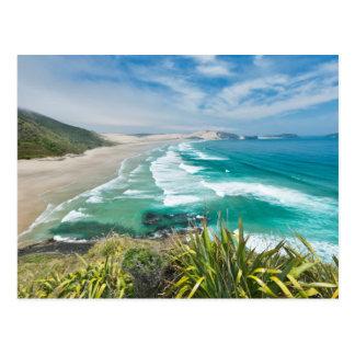 New Zealand, North Island, Cape Reinga 2 Postcard