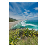 New Zealand, North Island, Cape Reinga Poster