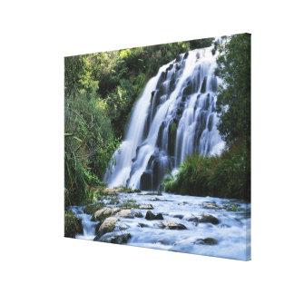 New Zealand, North Island, Karangahake Gorge, Canvas Print