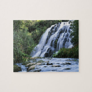 New Zealand, North Island, Karangahake Gorge, Jigsaw Puzzle