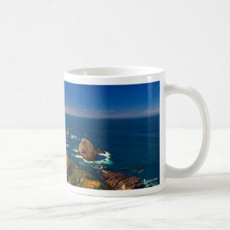New Zealand: Nugget Point 2 Coffee Mug